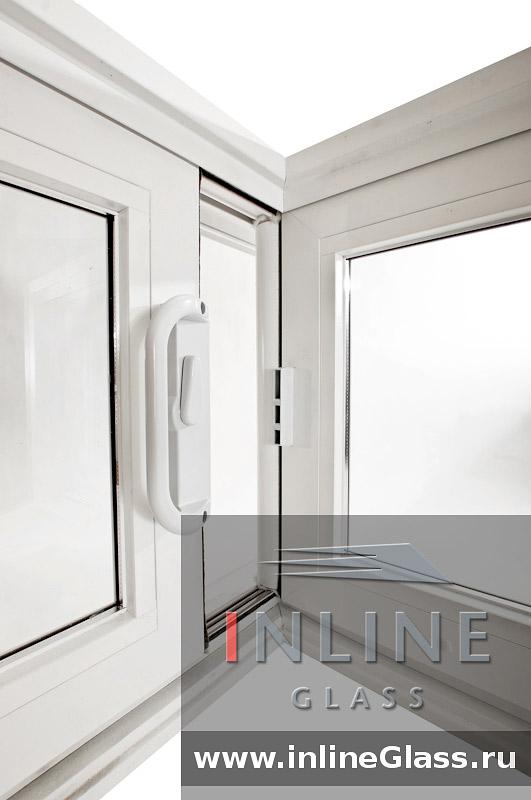 Раздвижные окна или раздвижные пластиковые окна.