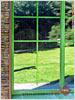 зеленое окно из стеклокомпозита