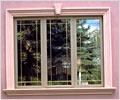 окна из композита для дачи