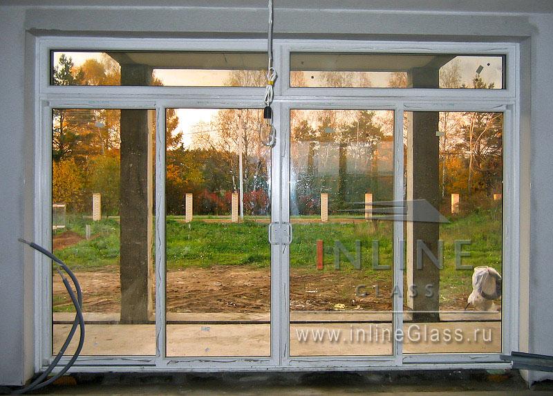 Двери на веранду размеры